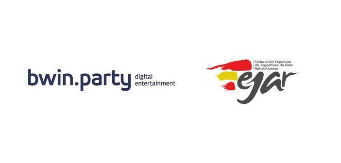 Colaboración entre BWIN PARTY y FEJAR