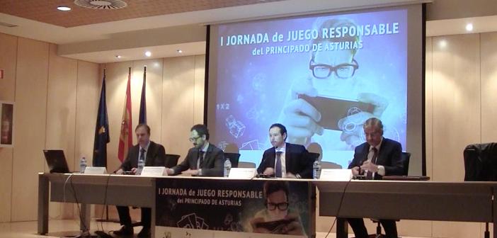 I Jornada Juego Responsable Asturias