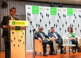 Espinosa explica el programa de Juego Responsable en una jornada científica